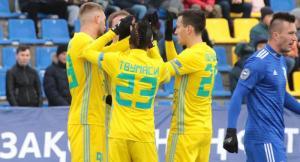 Прогноз и ставка на матч Астана — Жетысу 31 мая 2019