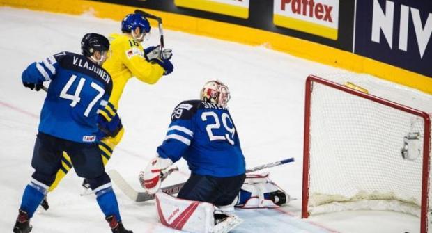 Прогноз и ставка на матч Финляндия - Швеция 23 мая 2019 года