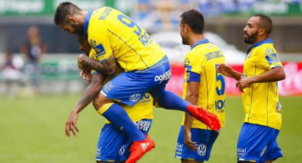 Прогноз и ставка на матчЛас Пальмас- Альмерия 2 июня 2019 года