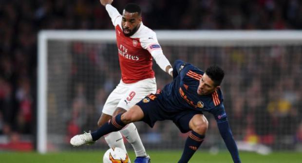 Прогноз и ставка на матч Валенсия – Арсенал 9 мая 2019