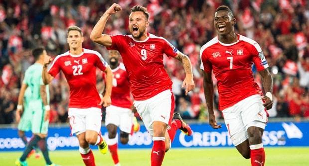 Португалия – Швейцария ставка