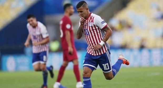 Колумбия – Парагвай ставка