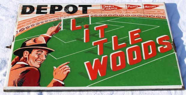 Littlewoods букмекер