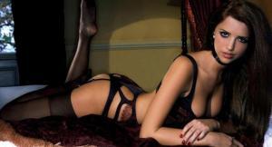 Люси Макленбург — английская модель