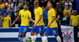 Прогноз и ставка на матч Бразилия – Катар 6 июня 2019 года