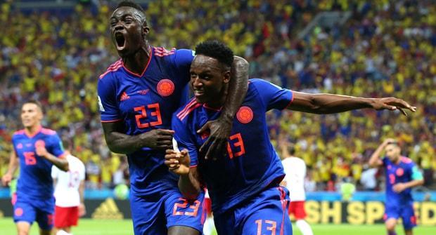 Аргентина – Колумбия ставка