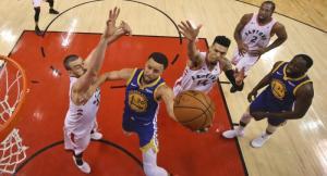 Прогноз и ставка на игру Голден Стэйт Уорриорз – Торонто Рэпторс 6 июня 2019 года
