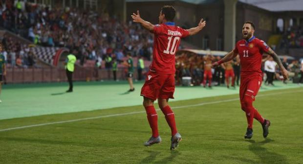 Прогноз и ставка на матч Греция - Армения 11 июня 2019
