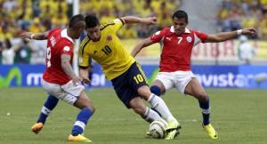 Прогноз и ставка на матч Колумбия – Чили 29 июня 2019 года