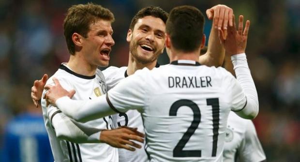 Беларусь — Германия и еще два футбольных матча: экспресс дня на 8 июня 2019 года
