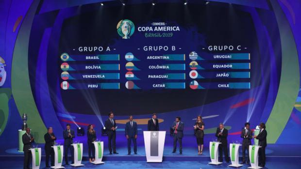 Кубок Америки-2019: коэффициенты, прогнозы, расписание