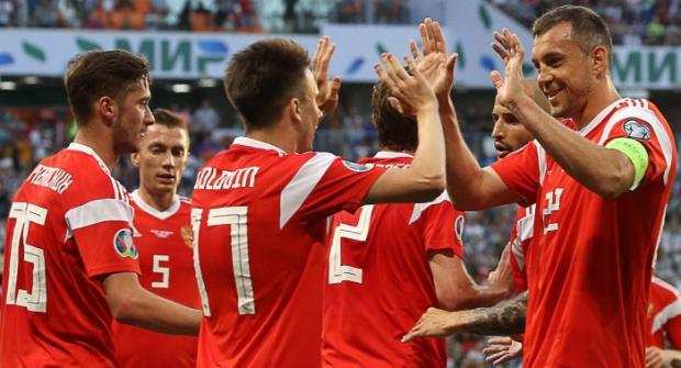 Россия — Кипр и еще два футбольных матча: экспресс дня на 11 июня 2019 года