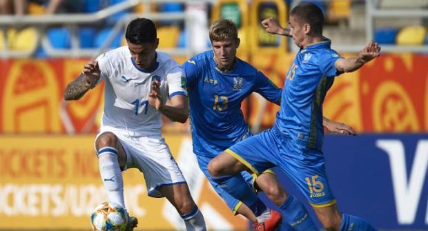 Украина (U-20) — Южная Корея (U-20): прогноз и ставка на матч 15 июня 2019