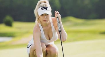 Пэйдж Спиранак — американская гольфистка