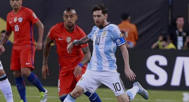 Прогноз и ставка на матч Аргентина - Чили 6 июля 2019
