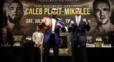 Прогноз и ставка на бой Калеб Плант — Майк Ли 21 июля 2019