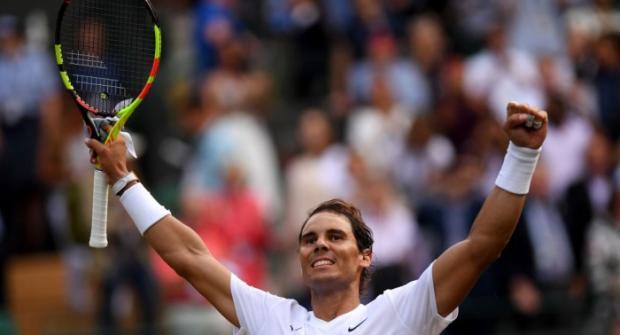 Прогноз и ставка на игру Рафаэль Надаль – Роджер Федерер 12 июля 2019 года
