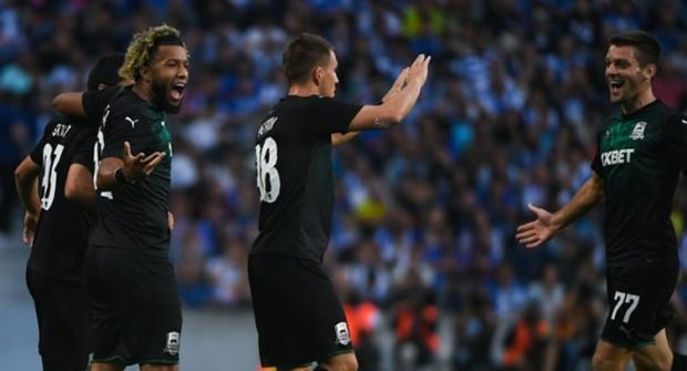 Олимпиакос – Краснодар: прогноз и ставка на матч 21 августа 2019
