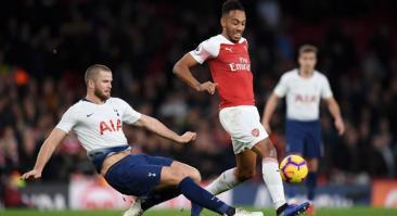 Арсенал – Тоттенхэм: прогноз и ставка на матч 1 сентября 2019