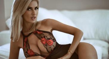 Леанна Бартлетт — модель из Украины