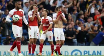 Арсенал — Тоттенхэм и еще два футбольных матча: экспресс дня на 1 сентября 2019 года