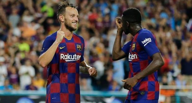 Барселона — Бетис и еще два футбольных матча: экспресс дня на 25 августа 2019 года