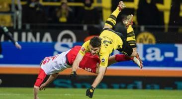 Прогноз и ставка на матч Боруссия (Дортмунд) — Аугсбург 17 августа 2019
