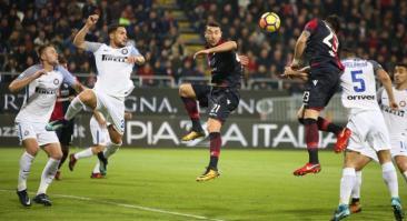 Прогноз и ставка на матч Кальяри — Интер 1 сентября 2019