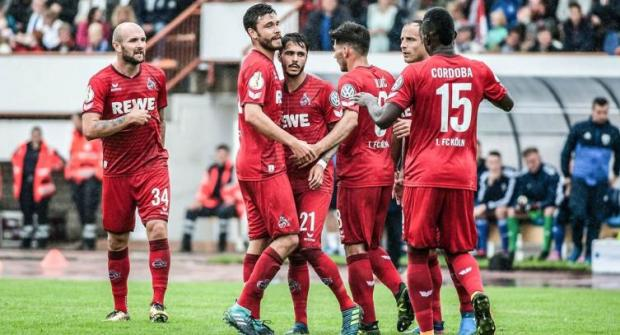 Прогноз и ставка на матч Кельн - Боруссия (Дортмунд) 23 августа 2019