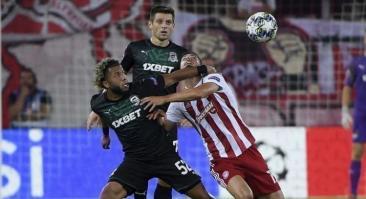 Краснодар — Олимпиакос и еще два футбольных матча: экспресс дня на 27 августа 2019 года