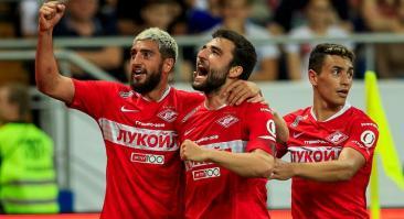 Тун — Спартак и еще два футбольных матча: экспресс дня на 8 августа 2019 года