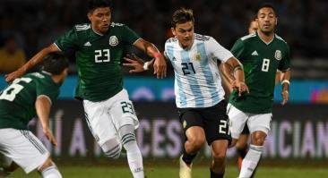 Аргентина – Мексика: прогноз и ставка на матч 11 сентября 2019