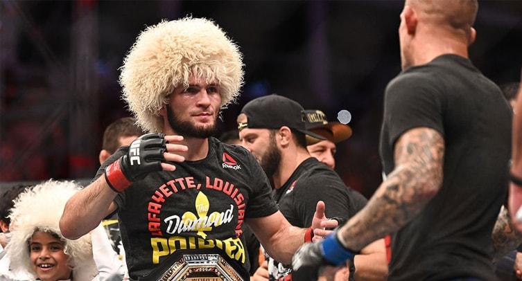 Клиент БК «Париматч» выиграл 1 миллион рублей на UFC-242