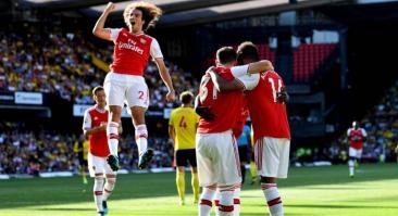 Манчестер Юнайтед — Арсенал и еще два футбольных матча: экспресс дня на 30 сентября 2019 года