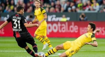Прогноз и ставка на матч Боруссия (Дортмунд) — Байер 14 сентября 2019