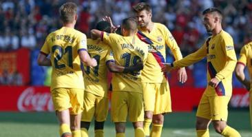 Барселона — Валенсия и еще два футбольных матча: экспресс дня на 14 сентября 2019 года