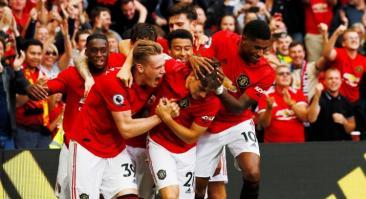 Манчестер Юнайтед — Астана и еще два футбольных матча: экспресс дня на 19 сентября 2019 года