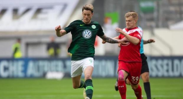 Прогноз и ставка на матч Фортуна - Вольфсбург 13 сентября 2019