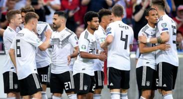 Германия — Нидерланды и еще два футбольных матча: экспресс дня на 6 сентября 2019 года