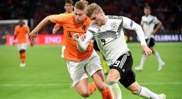 Прогноз и ставка на матч Германия — Голландия 6 сентября 2019