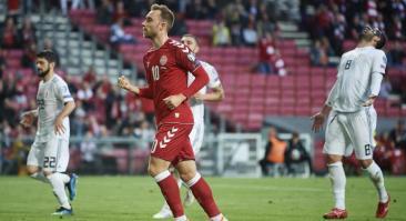 Прогноз и ставка на матч Грузия — Дания 8 сентября 2019