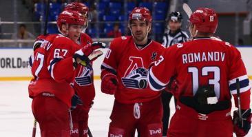 Локомотив — Спартак и еще два хоккейных матча: экспресс дня на 4 сентября 2019 года