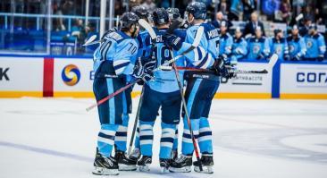 Сибирь — Салават Юлаев и еще два хоккейных матча: экспресс дня на 7 сентября 2019 года