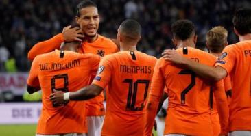 Прогноз и ставка на матч Эстония – Нидерланды 09 сентября 2019 года