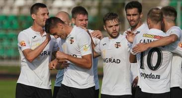 Прогноз и ставка на матч Торпедо – Томь 21 сентября 2019