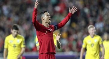 Украина – Португалия: прогноз и ставка на матч 14 октября 2019
