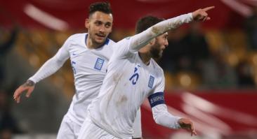 Прогноз и ставка на матч Греция – Босния и Герцеговина 15 октября 2019 года