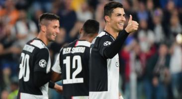 Интер — Ювентус и еще два футбольных матча: экспресс дня на 6 октября 2019 года