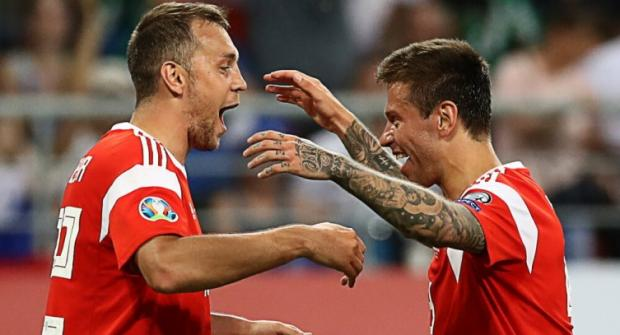 Россия — Шотландия и еще два футбольных матча: экспресс дня на 10 октября 2019 года