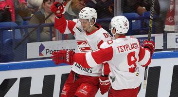 СКА — Спартак и еще два хоккейных матча: экспресс дня на 7 октября 2019 года